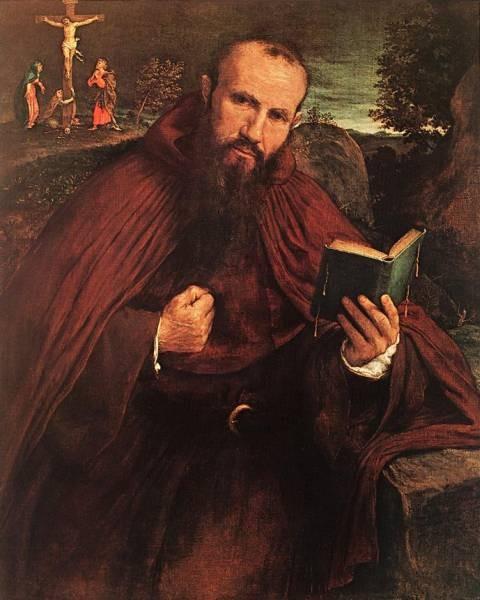 Fra Gregorio Belo di Vicenza 1548